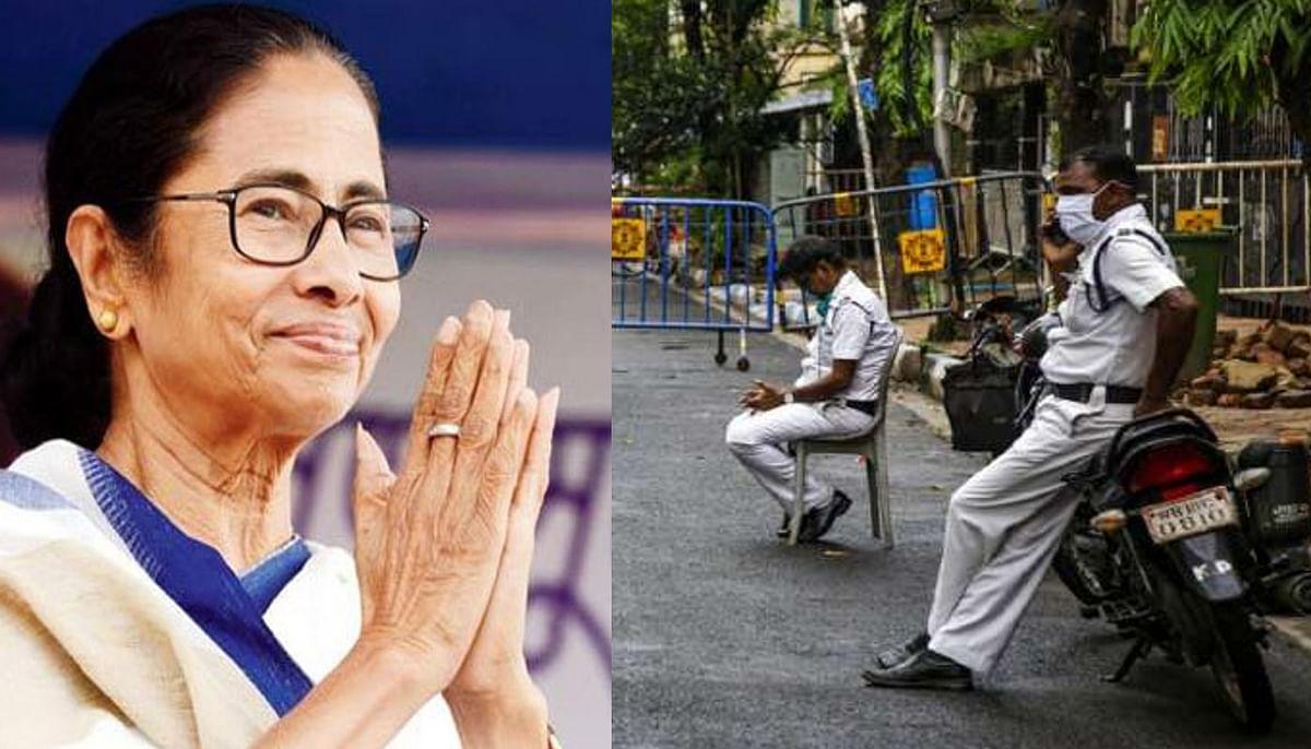कोलकाता में 3,000 से ज्यादा लोग गिरफ्तार, ममता ने की पुलिस की तारीफ