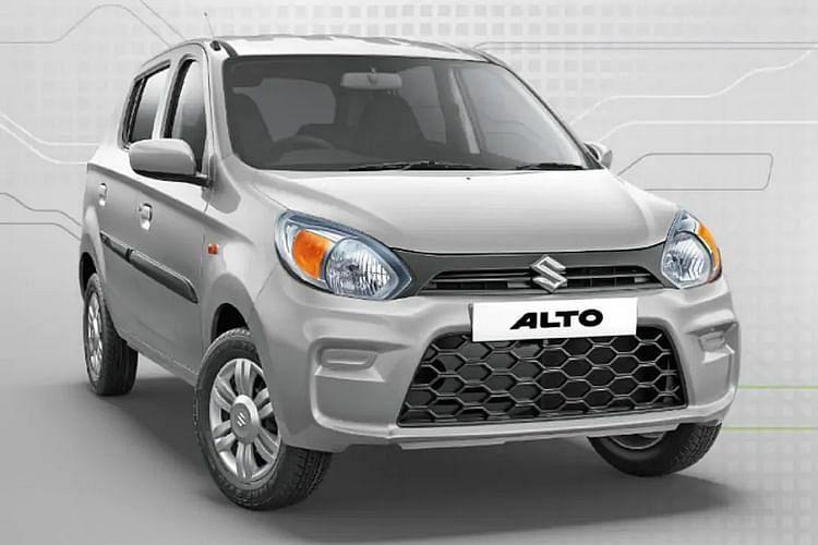 Maruti Suzuki Alto BS6