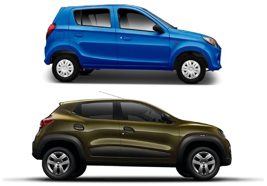 Best Cars Under 5 Lakhs : 5 लाख से सस्ती 5 बेस्ट कार, जानें कीमत और फीचर्स की डीटेल