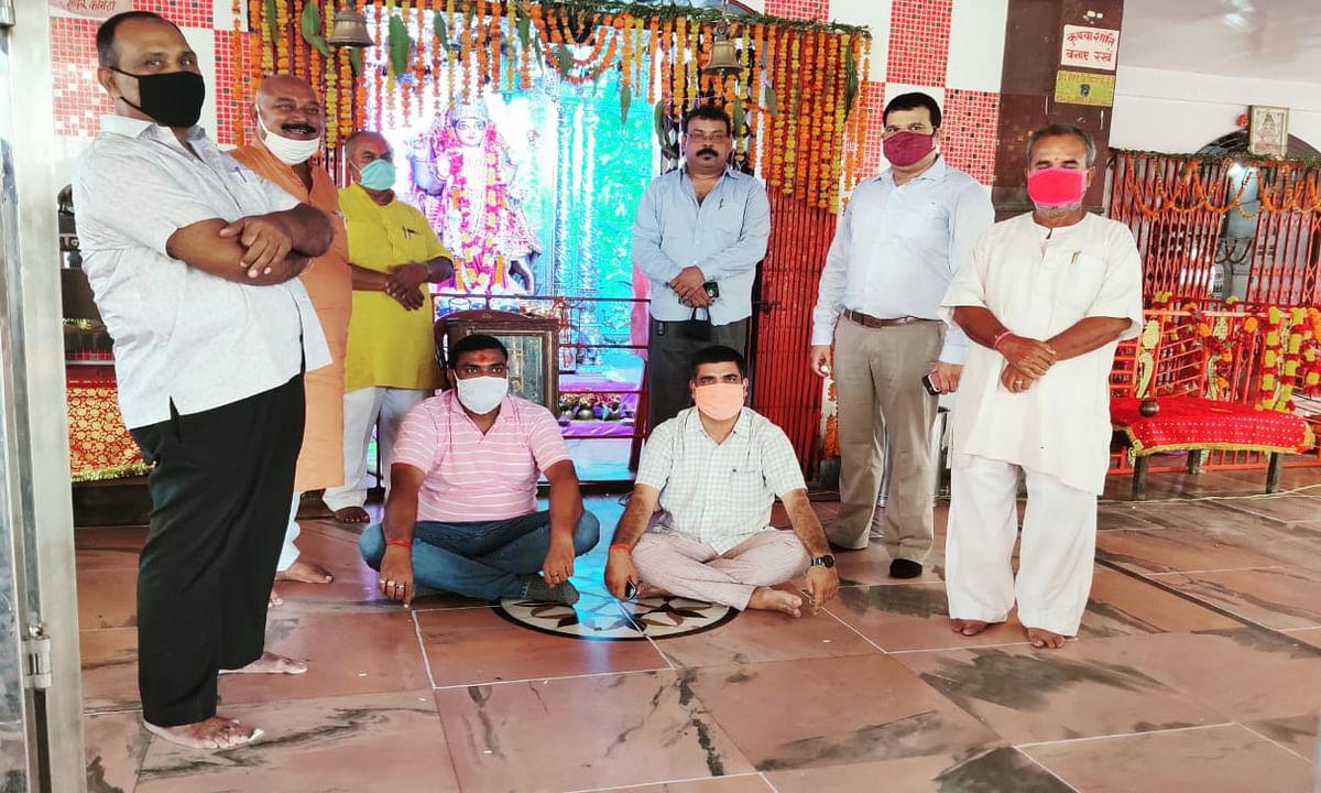 जमशेदपुर दुर्गा पूजा केंद्रीय समिति ने विवादों पर किया पटाक्षेप, सभी निष्कासन हुआ रद्द, शांतिपूर्वक पूजा आयोजित करने की अपील