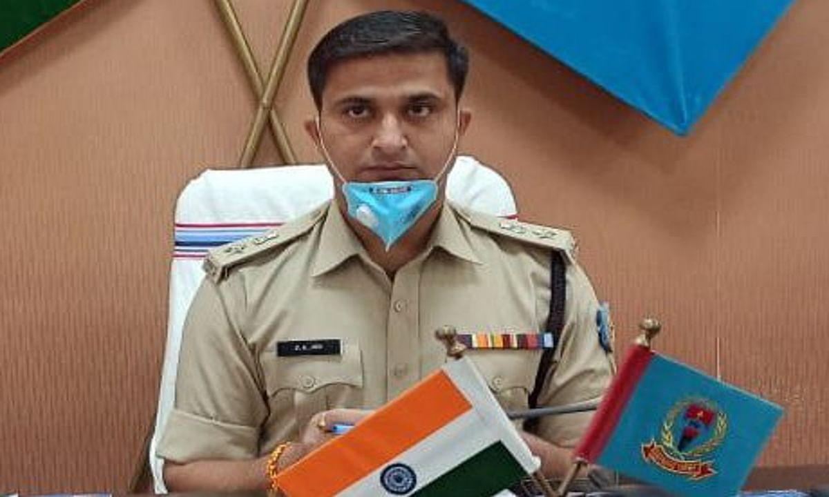 Jharkhand Crime News : गाड़ी चोरी के आरोप में रांची में युवक की मौत मामले में पुलिसकर्मियों पर गिरी गाज, एसएसपी ने की ये कार्रवाई