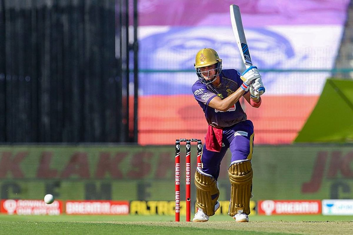 IPL 2020, DC vs KKR, Live Score : राणा और नारायण की विस्फोट बल्लेबाजी, दोनों ने जमाया अर्धशतक, KKR 151/3