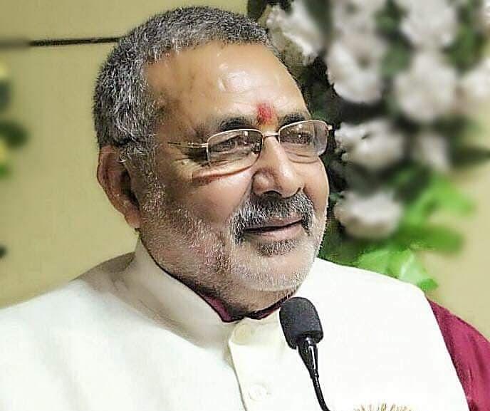 बिहार चुनाव 2020: Chirag Paswan के खिलाफ Giriraj Singh ने संभाला मोर्चा, LJP  को लेकर दिया ये बड़ा बयान