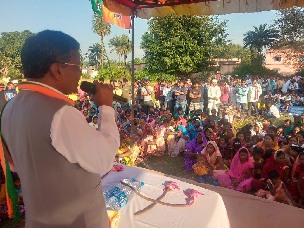 jharkhand by election : संताल परगना छोड़ कहीं से चुनाव जीत नहीं सका सोरेन परिवार : बाबूलाल मरांडी