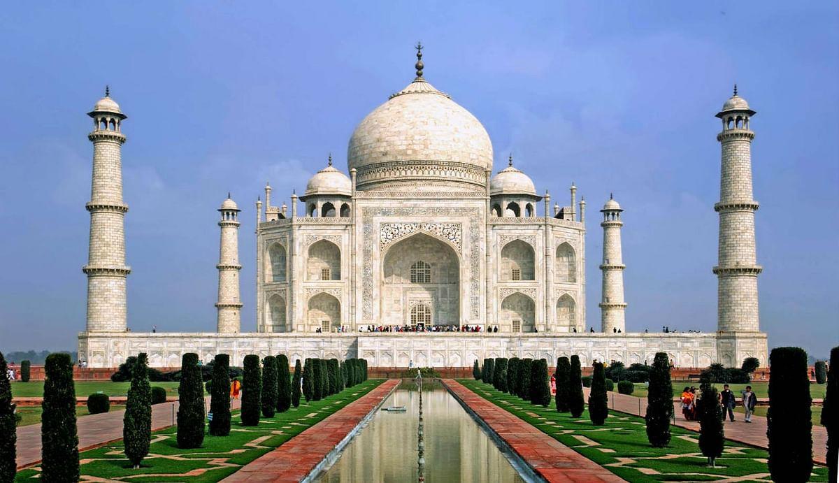 Air Pollution: ताजमहल के सौंदर्य पर प्रदूषण का ग्रहण, बढ़ रहा है पीलापन