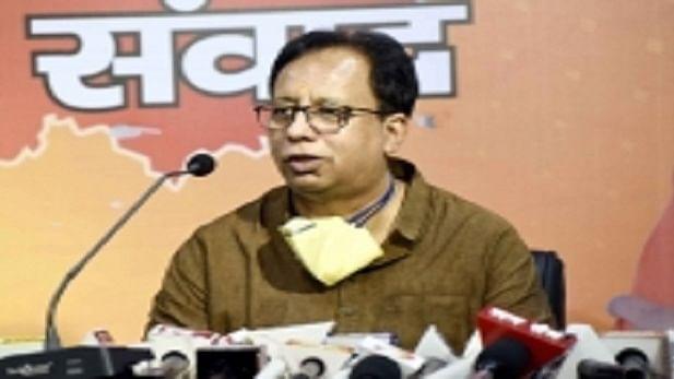 चीन व पाकिस्तान के साथ खड़ी दिखने वाली कांग्रेस की असफलता का जीवंत स्मारक है 26-11 की घटना : डॉ. संजय जायसवाल