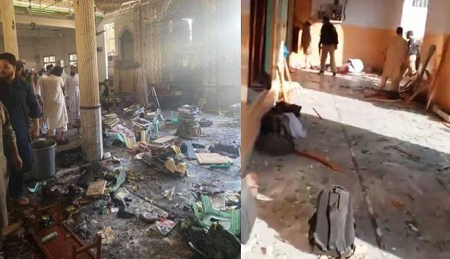 पाकिस्तान में मदरसे में बम विस्फोट, सात बच्चों की मौत, 70 से अधिक घायल, PM इमरान ने की निंदा