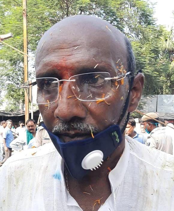 चुनाव से पहले कांग्रेस को लगा बड़ा झटका ! मुजफ्फरपुर के प्रत्याशी विजेंद्र चौधरी कोरोना पॉजिटिव, प्रशासन में हड़कंप