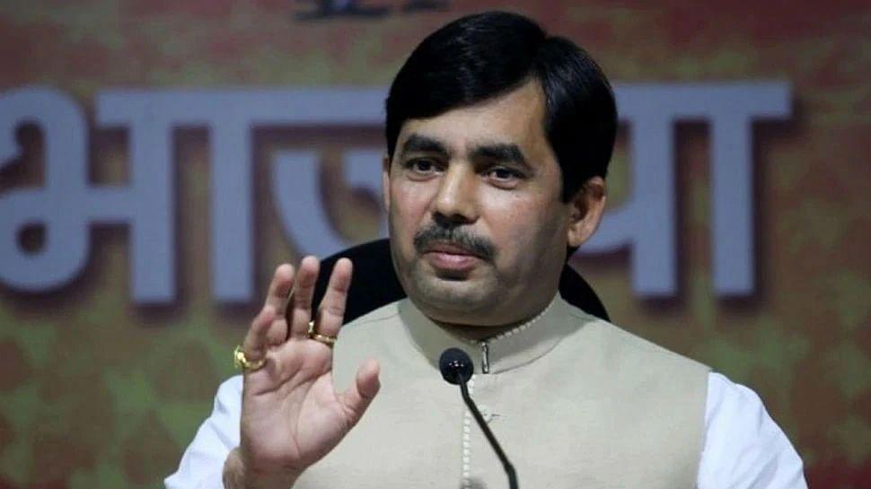 Bihar Election 2020: बिहार में बोले शाहनवाज- राम मंदिर के बाद अब सीता माता के मामले को सुलझायेगी BJP