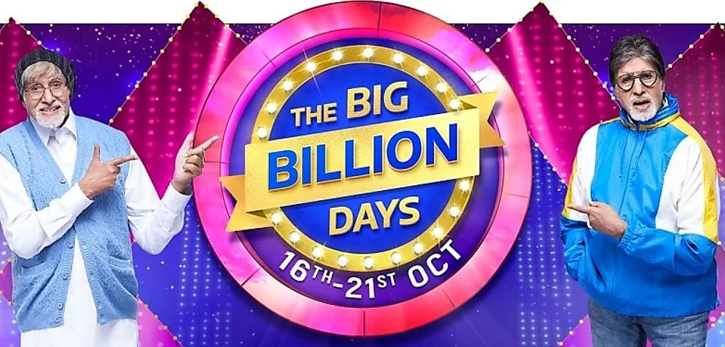 Flipkart ने Big Billion Sale में मचाया धमाल, हर सेंकेंड मिले 110 ऑर्डर