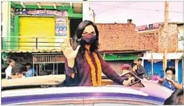 बिहार चुनाव 2020: मेरी सरकार बनी तो खत्म होगी अफसरशाही, विकसित समाज बनाना हमारा उद्देश्य : पुष्पम प्रिया