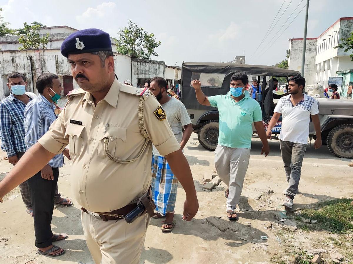 मुजफ्फरपुर में चौकीदार की गोली मार कर हत्या, जांच में जुटी पुलिस