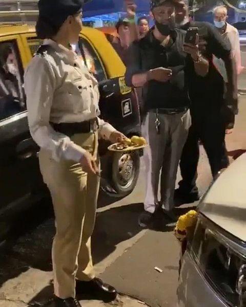 Jacqueline Fernandez gifts car to her staff member