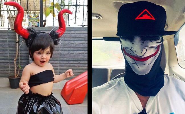 Halloween 2020 : सेलेब्स ने हैलोवीन लुक से डराया, जानें क्यों मनाया जाता है ये त्योहार