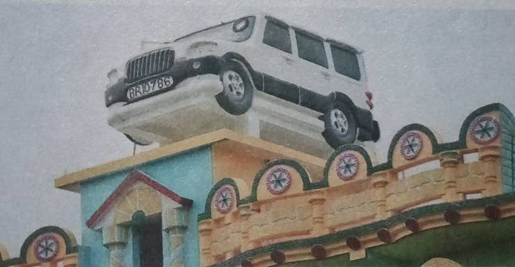 Mahindra Scorpio Water Tank: पहली गाड़ी से इतना प्यार, घर की छत पर खड़ी कर दी स्कॉर्पियो, आनंद महिंद्रा ने ऐसे किया रिएक्ट