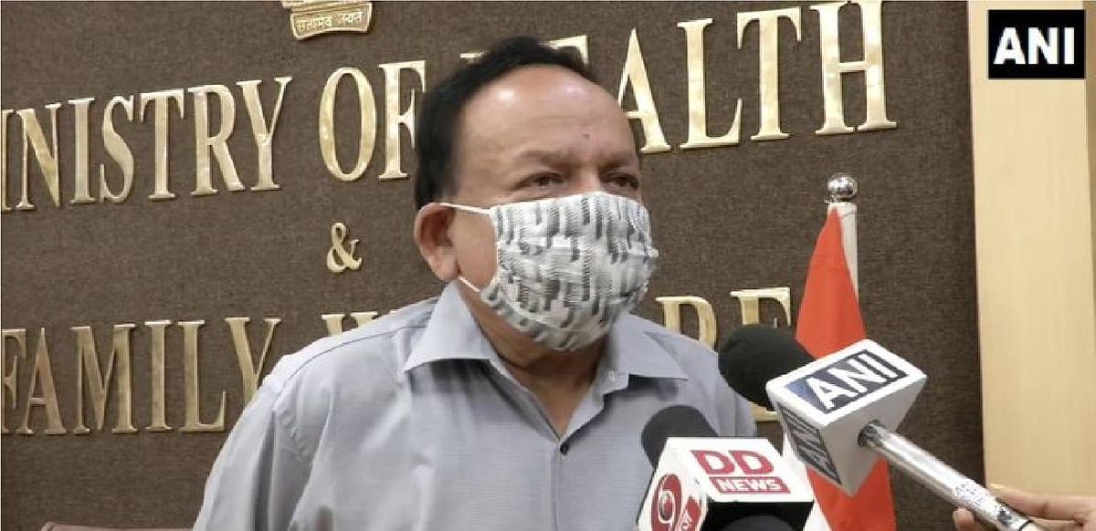 भारत में कम हो रहा है कोरोना का कहर, स्वास्थ्य मंत्री ने बताया फरवरी में कैसे होंगे हालात