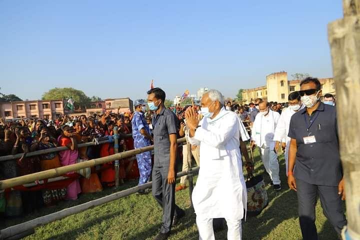 Nitish Kumar May Take CM Oath: बिहार की नई सरकार में क्या फिर होंगे 28 मंत्री? मांझी और सहनी की पार्टी से भी होंगे मिनिस्टर, पढ़िए नीतीश कुमार और बीजेपी का अगला कदम