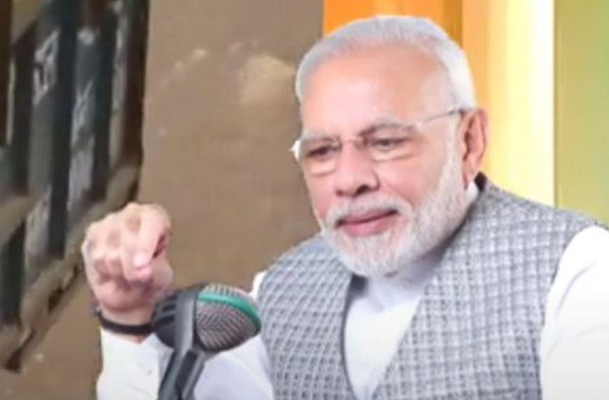 PM Modi Mann Ki Baat Updates: पीएम मोदी ने कहा- कोरोना टीकाकरण अभियान तेजी से जारी