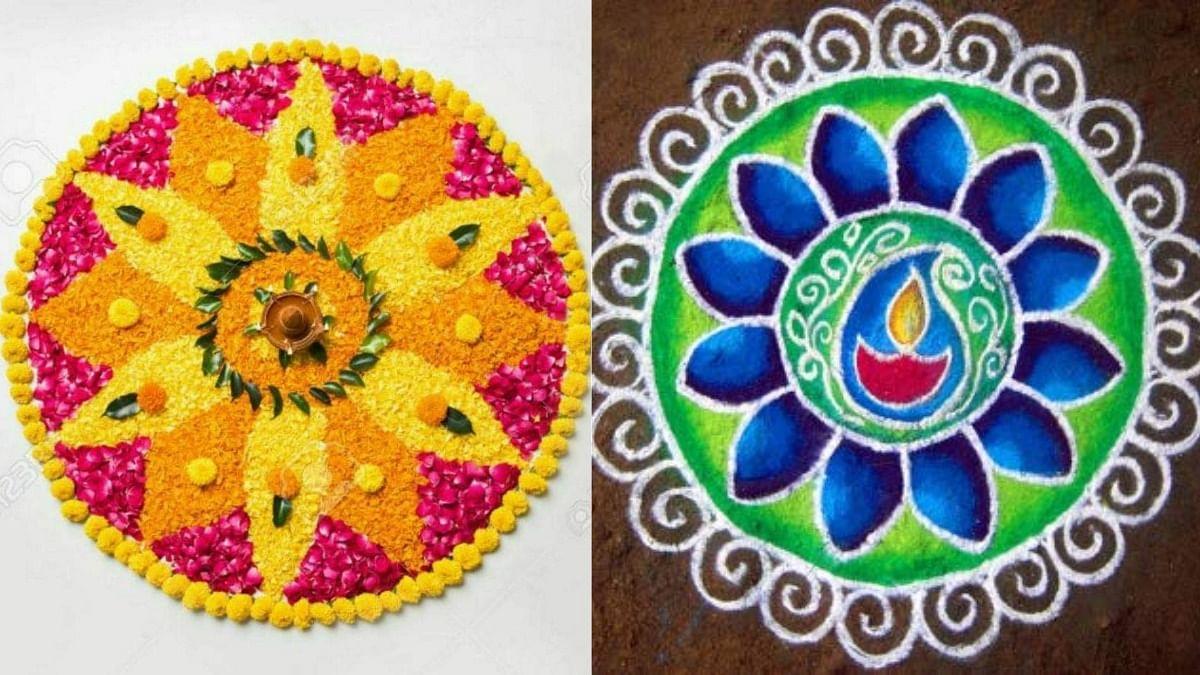 Rangoli Design, Image 2