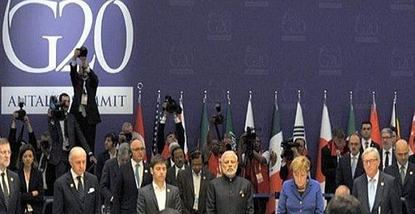 स्पष्ट हों जी-20 सम्मेलन के उद्देश्य