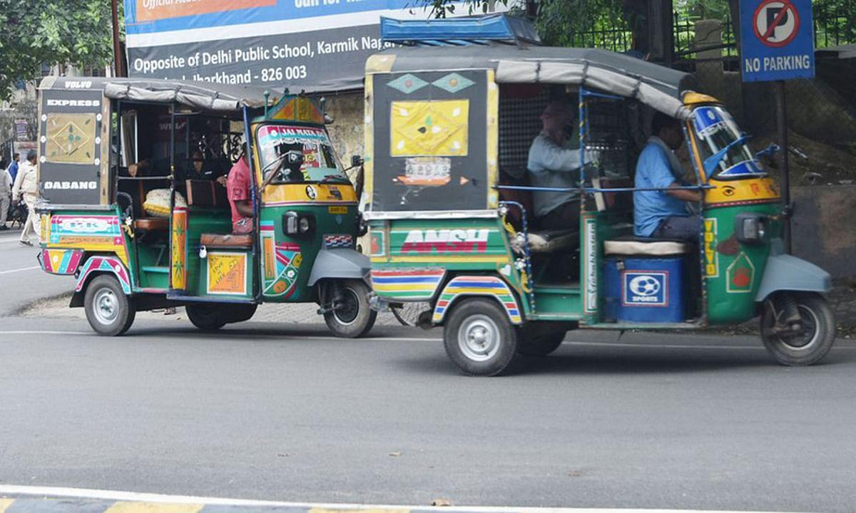 पटना में महंगा हुआ ऑटो का सफर, 10 फीसदी से 100 फीसदी तक बढ़ा किराया