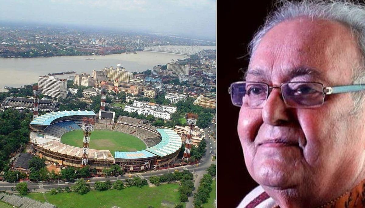 क्रिकेट प्रेमी थे सौमित्र चटर्जी, इडेन गार्डन का कभी कोई टेस्ट मैच नहीं छोड़ा