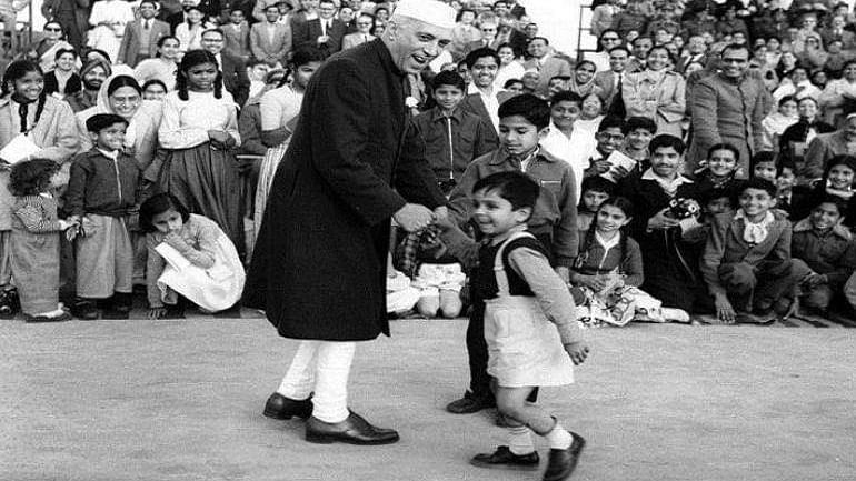 Childrens Day Wishes Images in Hindi