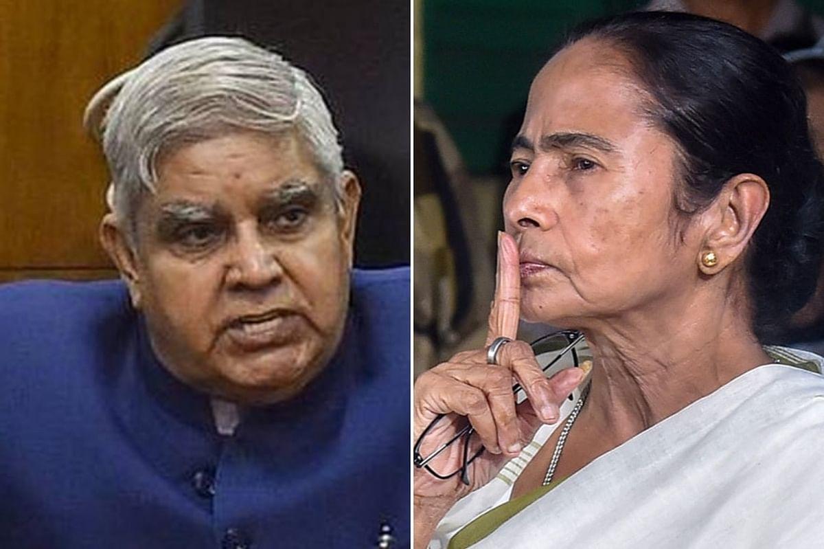एनडीपीएस कानून में फंसाये जा रहे विरोधी दलों के नेता-कार्यकर्ता, राज्यपाल ने ममता बनर्जी को लिखी चिट्ठी