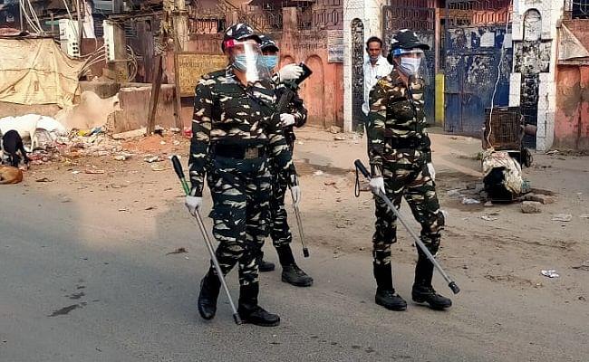 Bihar Election 2020: पूर्णिया में CISF जवानों पर मतदाता ने किया हमला, हवाई फायरिंग के बाद स्थिति नियंत्रण में