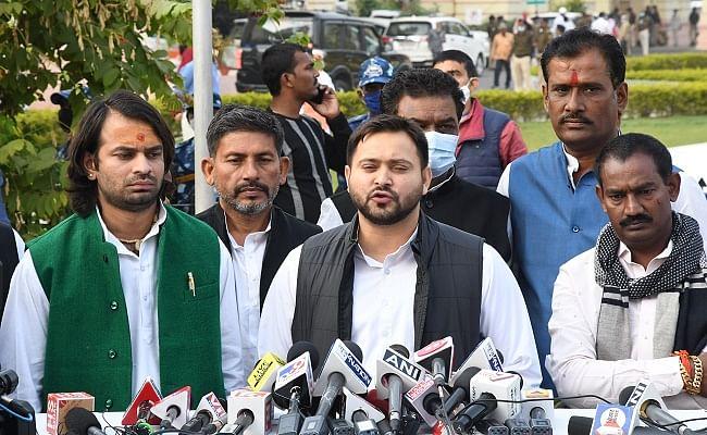Bihar Assembly session 2020 LIVE Updates: पिछली बार विवाद में रहे तेजप्रताप ने एक सांस में बिना अटके शपथ ली