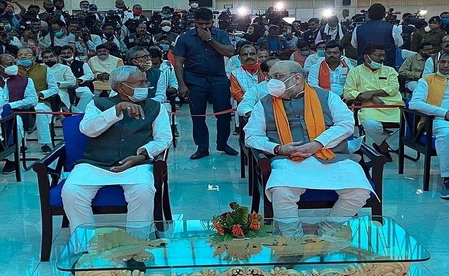 Bihar cabinet 2020: इस फॉर्मूले पर रहा नीतीश के पास गृह, तारकिशोर के जिम्मे खजाना और मेवालाल के पास शिक्षा की जिम्मेदारी...