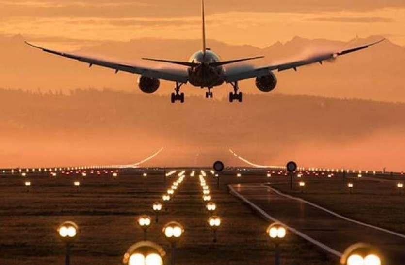 बिहार आने-जाने वाले विमानों पर मौसम की मार,  देर से उड़ी 15 फ्लाइट, पटना एयरपोर्ट पर यात्रियों का हंगामा