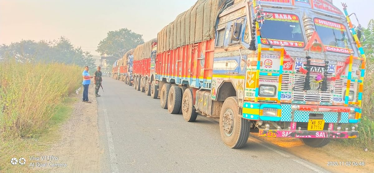 झारखंड में अवैध कोयले की तस्करी का भंडाफोड़, कोयला माफियाओं का पश्चिम बंगाल कनेक्शन पर पढ़िए ये रिपोर्ट