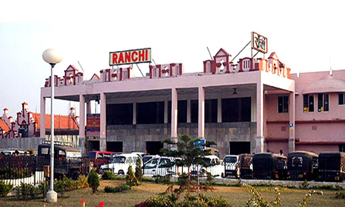 रांची रेलवे स्टेशन से 6 नाबालिग बच्चियां तस्करों के चंगुल से बची, राजधानी ट्रेन से दिल्ली ले जाने की थी तैयारी
