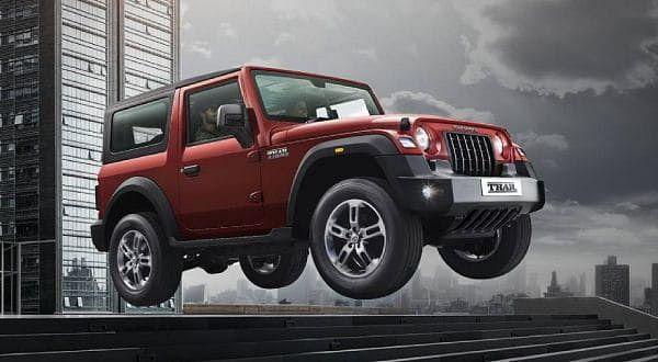 New Thar SUV की डिलीवरी के लिए हो जाएं तैयार, जानें खूबियां