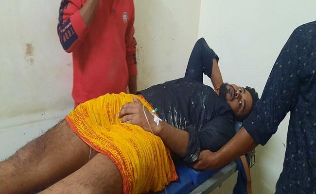Bihar News : छपरा में क्रिकेट खेलने के दौरान दो पक्षों में विवाद, अंधाधुंध फायरिंग में 4 घायल