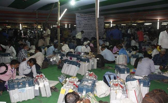 Bihar Chunav Result: 10 नवंबर को सुबह आठ बजे शुरू होगी मतगणना, जानें कैसे गिने जाएंगे वोट और किन्हें मिलेगी अंदर एंट्री