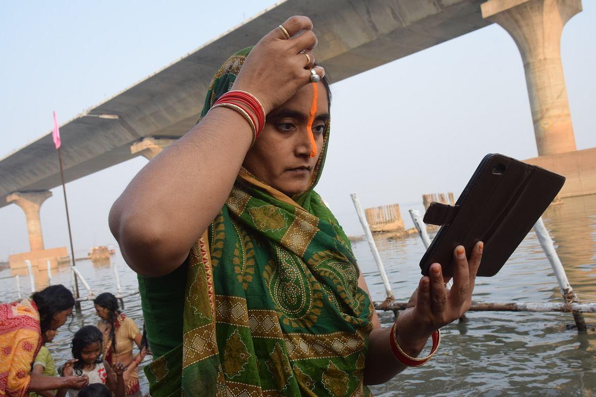 Chhath 2020: घाट गंगा और शहर पटना, घाट-घाट छठ की छटा, खरना पर अद्भुत आस्था का अलौकिक नजारा