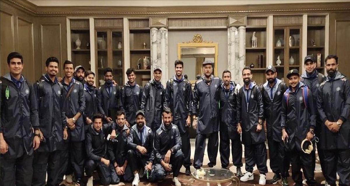 IND vs AUS : भारतीय क्रिकेट टीम ऑस्ट्रेलिया दौरे के लिये रवाना