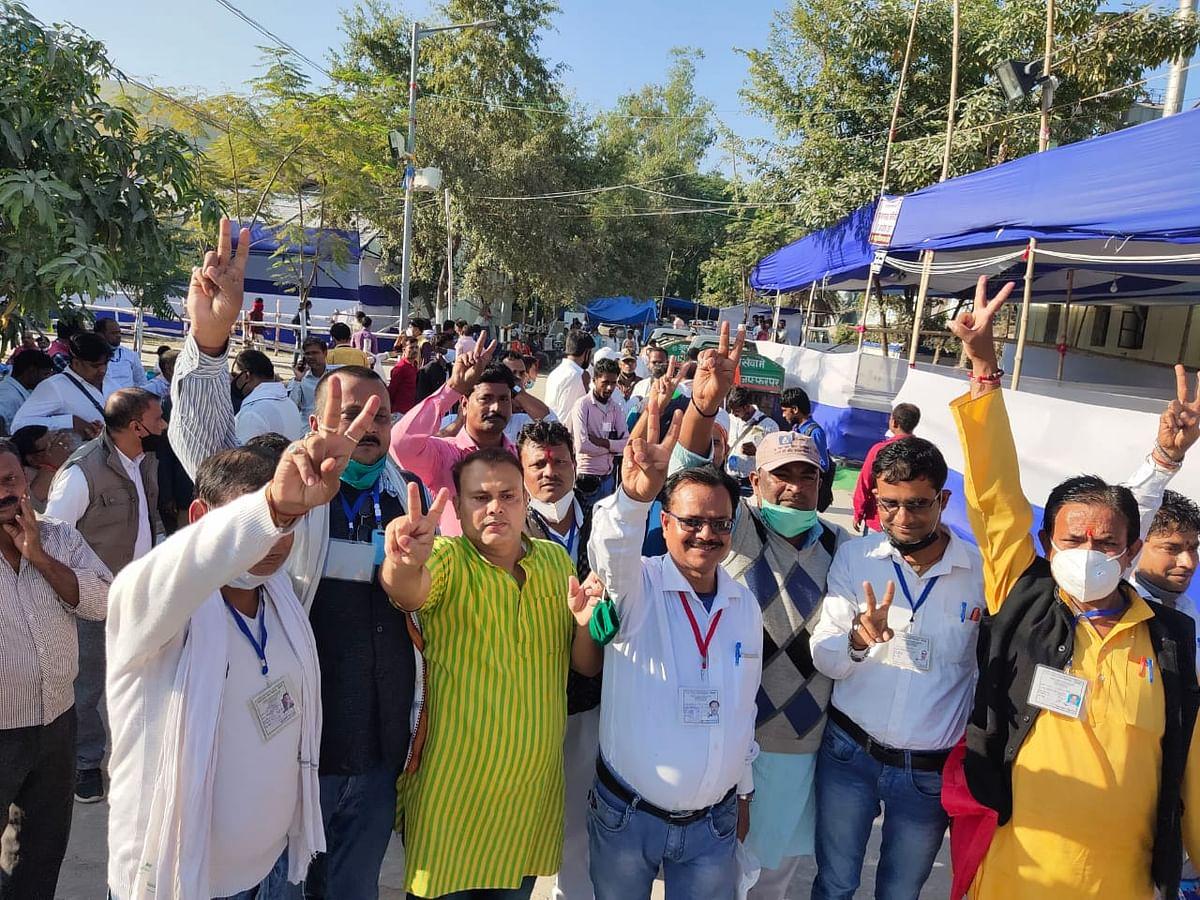 मुजफ्फरपुर से जीते विजेंद्र चौधरी