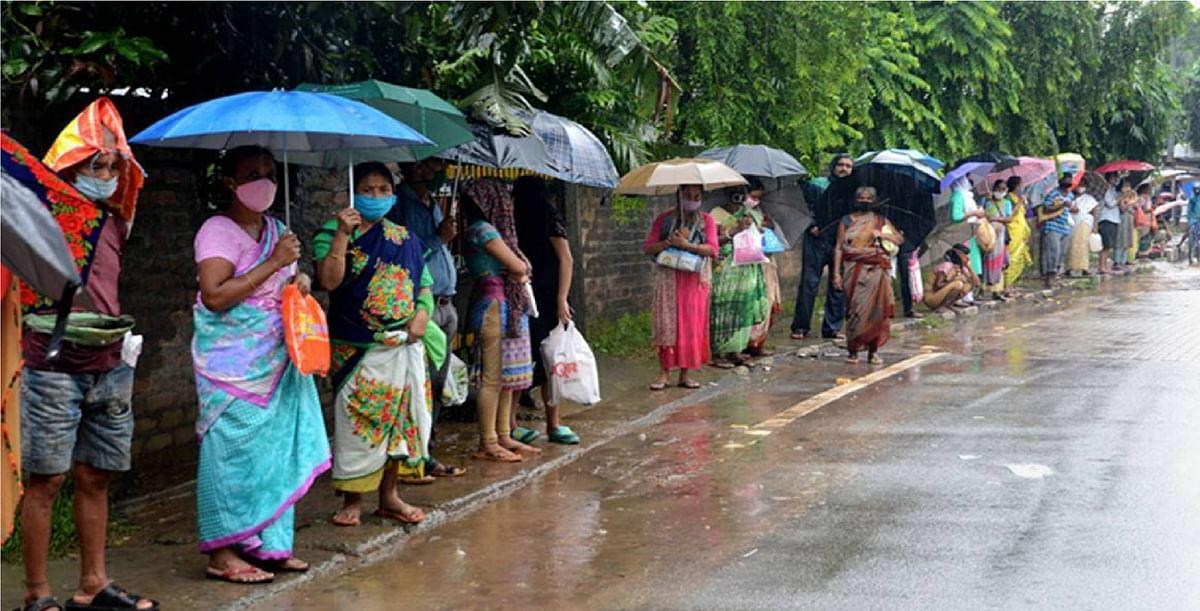 Weather Forecast Live Update : चक्रवाती तूफान निवार का असर, बिहार-झारखंड में बढ़ी कंपकपी, कांके का पारा गिरा