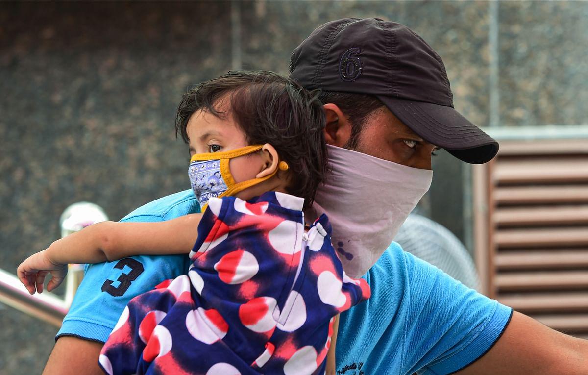 सावधान: कोरोना को हल्के में लेना जेब पर पड़ेगा भारी, आज से दिल्ली में दो हजार का जुर्माना तय