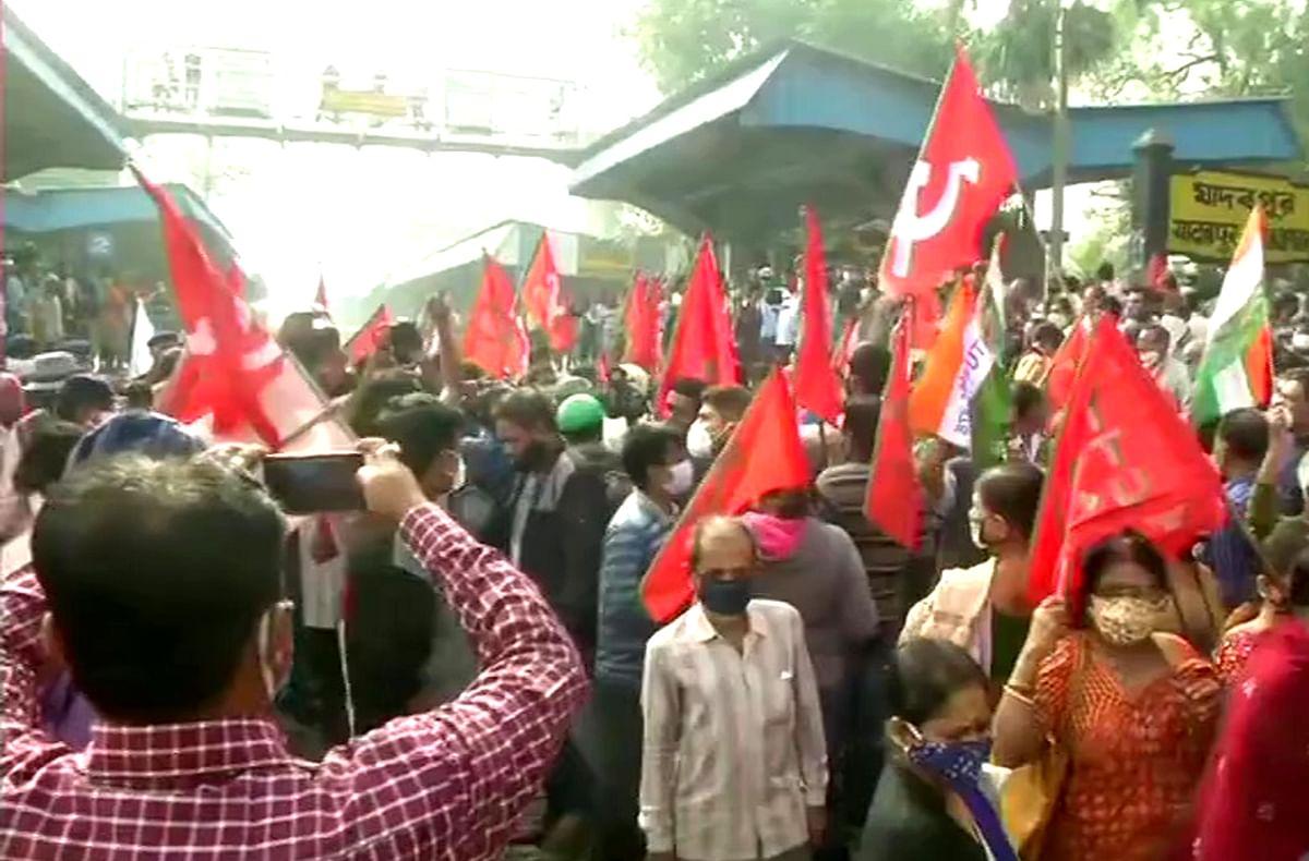 Kisan Andolan: भारत बंद को विभिन्न दलों का समर्थन, बिहार में आवश्यक सेवाओं को बंद करने आज सड़क पर उतरेंगे कार्यकर्ता
