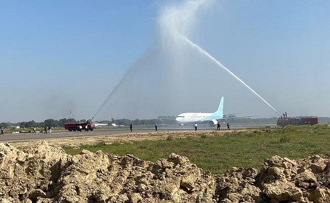 Darbhanga Airport पर काम कर रहे इन कर्मियों को किया जाएगा स्थाई ! अधिकारियों ने समीक्षा के बाद बदलाव के दिए संकेत