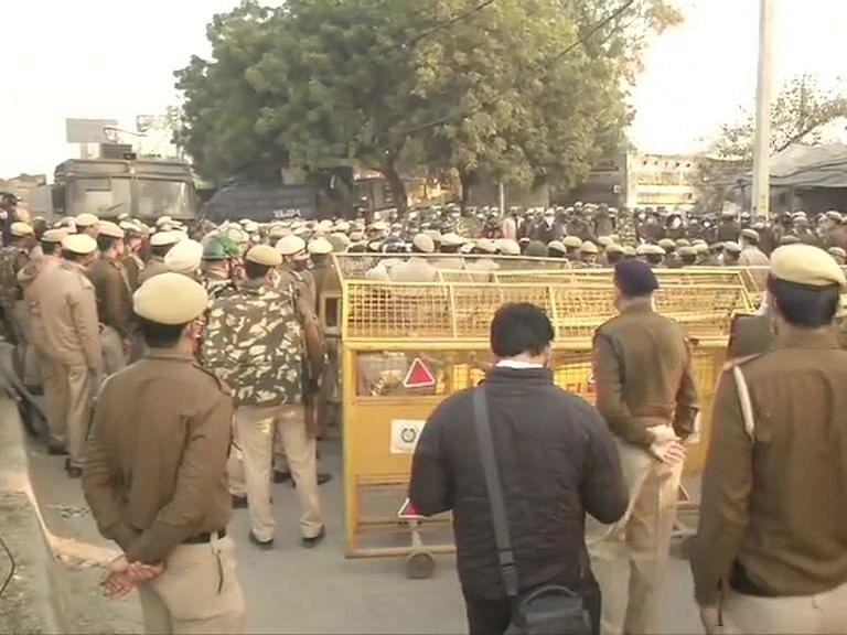 Farmer's Protest: कृषि कानूनों के खिलाफ दिल्ली में किसानों का महाधरना आज, सुरक्षा चाक चौबंद