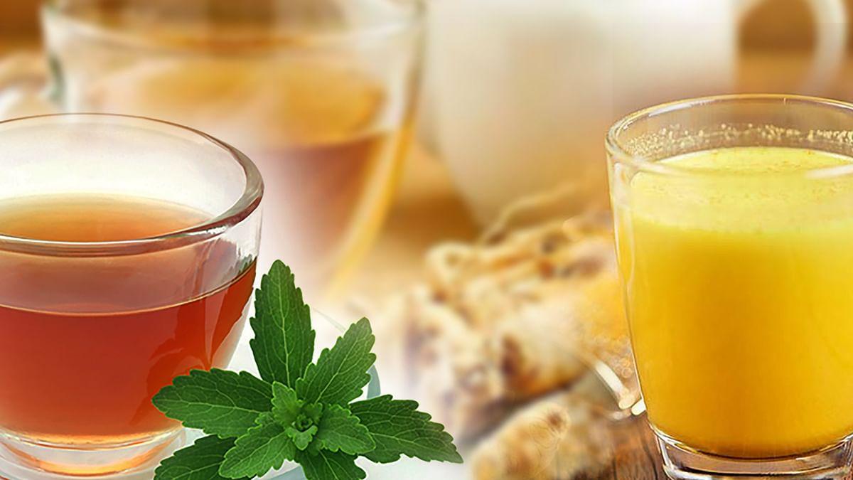 Ayurvedic Drinks For Winter: हल्दी, तुलसी, गिलोय समेत ये 5 आयुर्वेदिक ड्रिंक का ऐसे करें सेवन, सर्दी-जुकाम से लेकर कोरोना तक में फायदेमंद