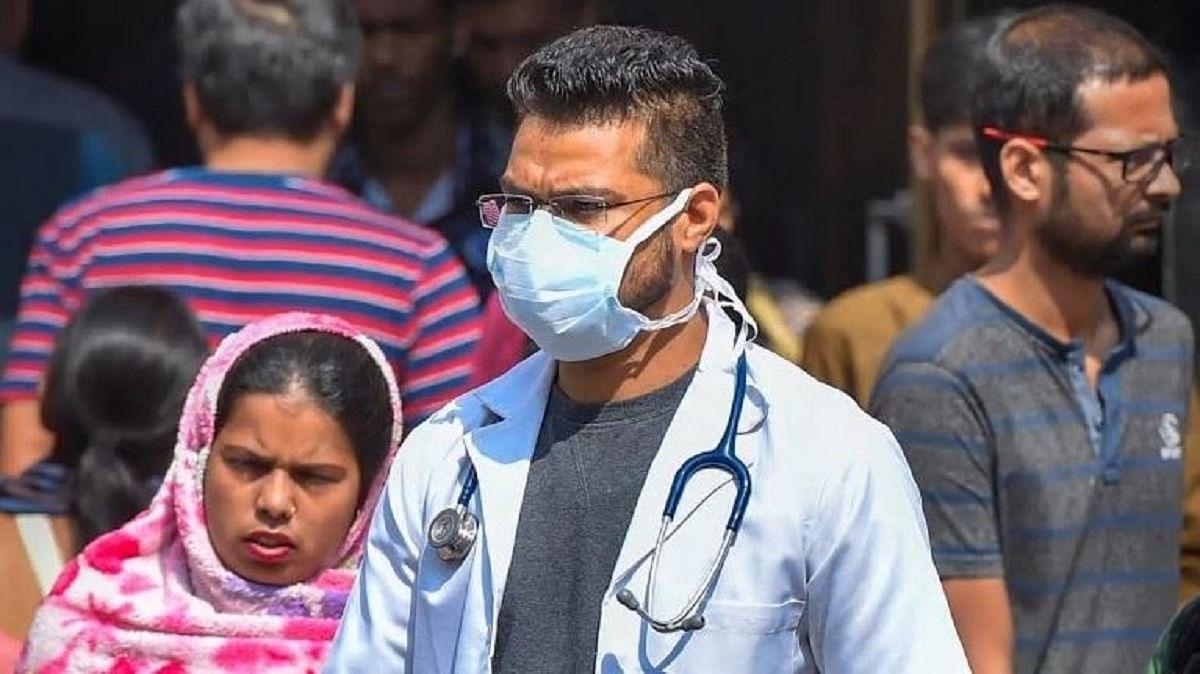 Coronavirus in Bihar : 22 दिन बाद नये पॉजिटिवों की संख्या 10 हजार से नीचे, पटना में एक हजार से कम मिले नये कोरोना संक्रमित