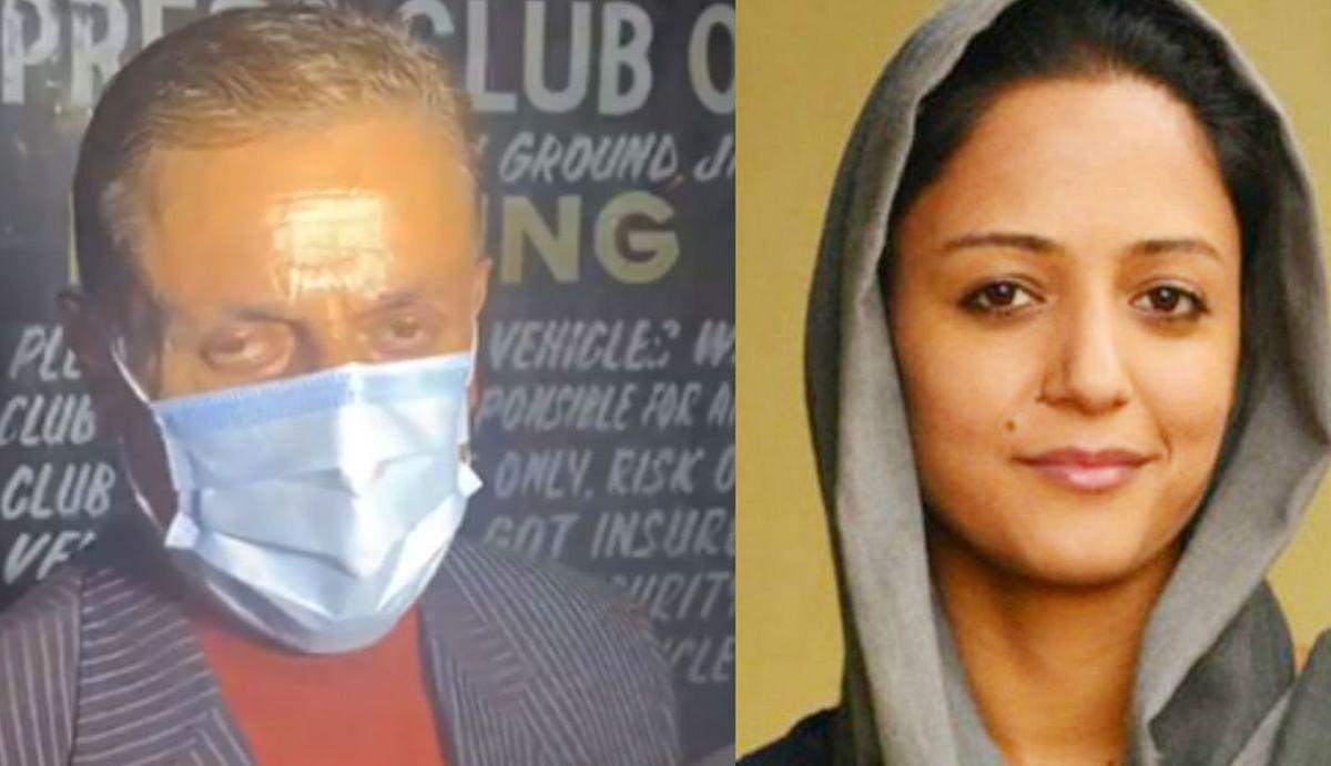 JNU की पूर्व छात्रा शेहला रशीद के जैविक पिता को है बेटी से जान का खतरा? DGP को चिट्ठी लिखकर लगाए गंभीर आरोप