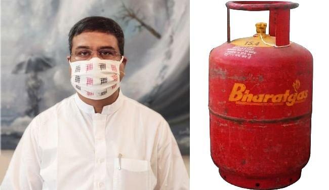 निजीकरण के बावजूद जारी रहेगी BPCL उपभोक्ताओं को LPG सब्सिडी : धमेंद्र प्रधान