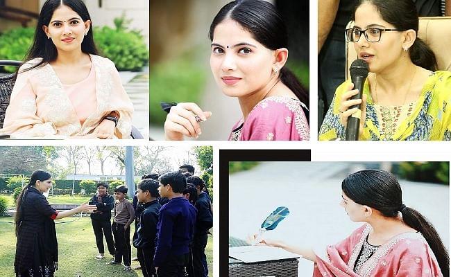 Jaya kishori News: शादी के सवाल पर जया किशोरी को आया गुस्सा, बोलीं- थोड़ी मर्यादा रखिये...